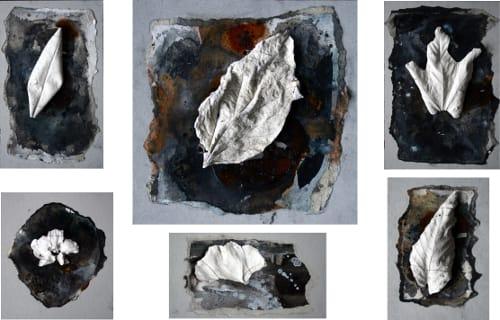 Lebewesen, 2012, Mischtechnik